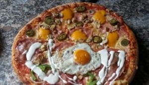 Trucker pizzeria