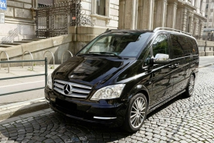 Gdansk Airport: Private Transfer to Gdansk, Sopot, or Gdynia