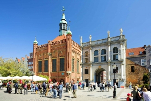 Gdansk, Gdynia, and 8-Hour Private Sightseeing Tour
