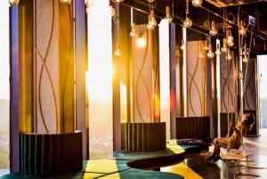 Gdansk: Olivia Star Observation Deck Sunset Dinner & Drinks