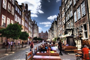 Gdańsk, Sopot, and Gdynia: Private Highlights Tour