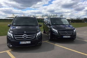 Private Transfer: From Airport Gdansk to Sopot