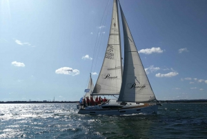 Sopot: Sunset Yachting Experience
