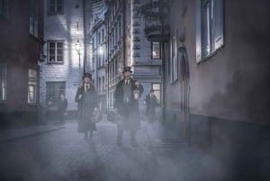 1.5-Hour Ghost Walk and Historical Tour