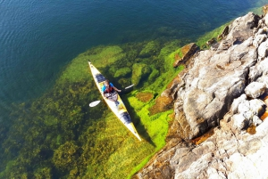 1 or 2-Day Kayaking Tour in the Archipelago