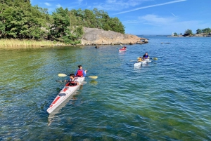 2-Day Archipelago Kayaking and Camping