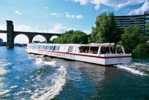 2-Hour Under the Bridges Boat Tour