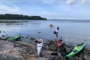 3-Day Stockholm Archipelago Kayaking and Camping