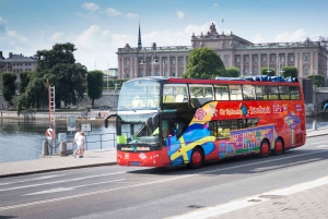 Bus or Bus & Boat Hop-On Hop-Off Tour