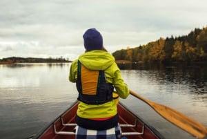 Canoe Adventure in Bogesund Nature Reserve