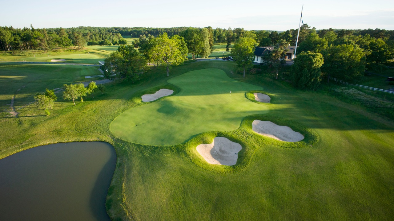 Best Golf Courses in Stockholm