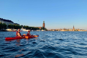 Eco-Friendly Guided Kayaking Tour of the City