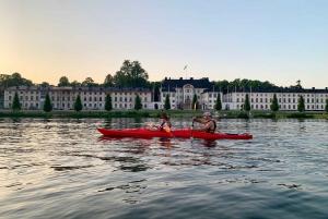 Eco-Friendly Sunset Kayaking Tour