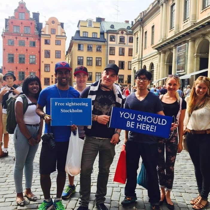 Free Walking Tours Stockholm