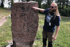 From Stockholm: Viking Culture and Heritage Small Group Tour