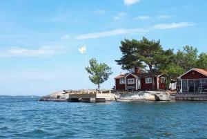 Full-Day Stockholm Archipelago Sailing Tour