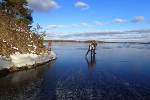 Ice Skating on Natural Ice