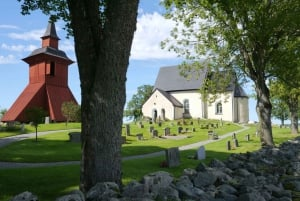 Markim-Orkesta: Historical Tour in Swedish Countryside