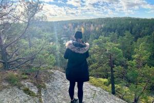 Nature Reserve Eco-Friendly Hiking Tour