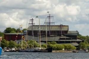 Old Town, Djurgården Island & Vasa Museum
