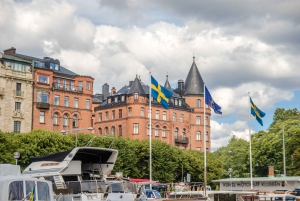Royal Canal Tour - Explore Stockholm by Boat
