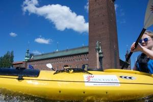Self Guided Kayak Adventure