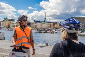 Sightseeing Tour by Segway
