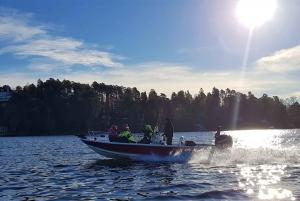 Sportfishing in Archipelago