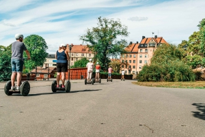 Stockholm: 2.5-Hour Södermalm Segway Tour