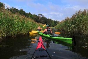 Stockholm: 2-Day Archipelago Kayak Tour