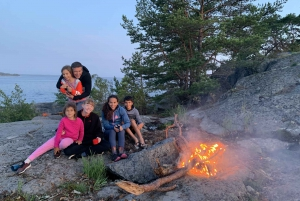 Stockholm: 2-Day Archipelago Kayaking and Camping