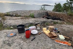 Stockholm: 3-Day Stockholm Archipelago Kayaking and Camping
