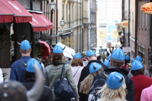 Stockholm 90-Minute Private Viking Walking Tour