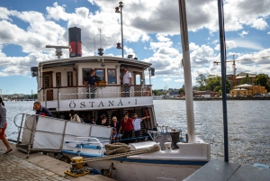 Stockholm Archipelago Cruise with Guide