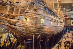 Stockholm: Guided Vasa Museum Tour