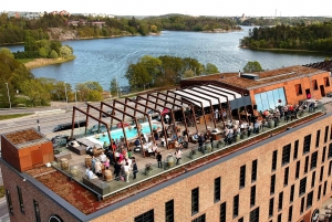 Stockholm: Hidden Rooftops and Terraces Tour