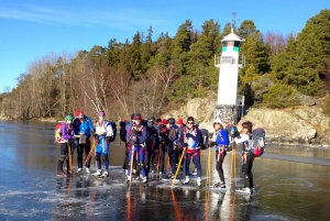 Stockholm: Ice Skating on Natural Ice