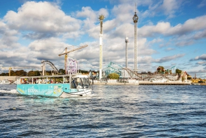 Stockholm: Land and Water Tour by Amphibious Bus