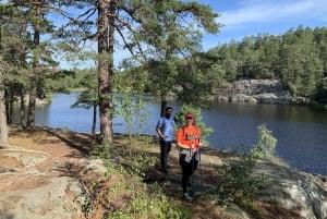 Stockholm: Nature Reserve Eco-Friendly Hiking Tour