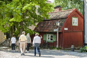 Stockholm: Old Town & Vasa Museum Skip-the-Line Private Tour