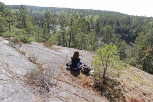 Stockholm: Self-Guided hiking in beautiful nature