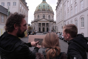 Stockholm: Self-Guided Mystery Tour
