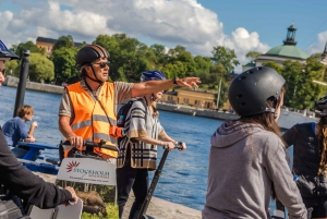 Stockholm: Sightseeing Tour by Segway