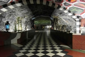 Stockholm: Subway Art Guided Tour