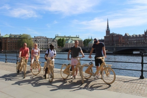 Stockholm Wooden Bike Tour