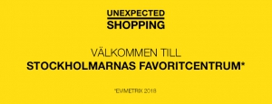 Täby Centrum Shopping Mall