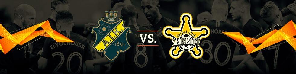 AIK-FC SHERIFF