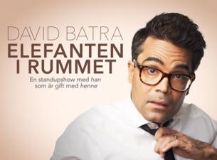 David Batra stand up