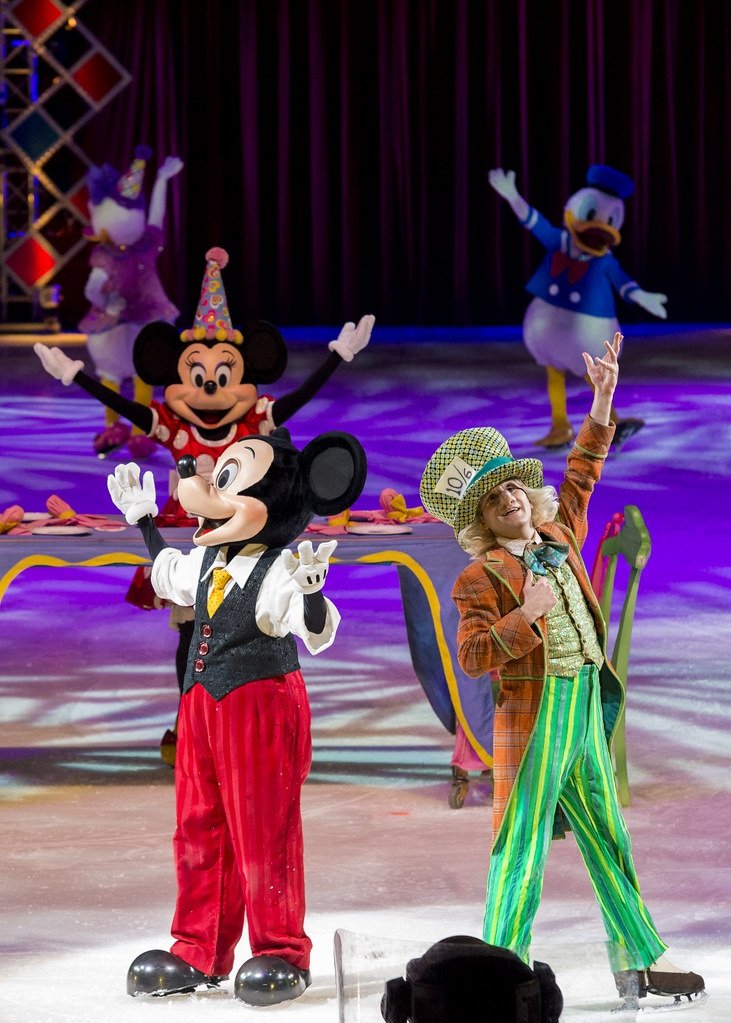 DISNEY ON ICE, THURSDAY SHOW