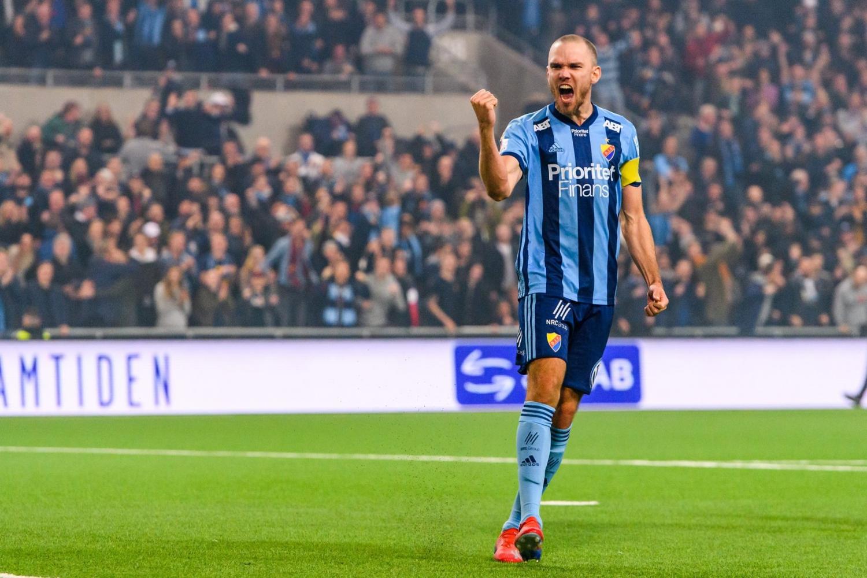 DJURGÅRDEN-IFK NORRKÖPING
